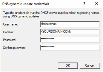 dhcpcred